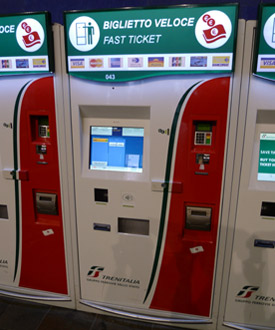 Italy-ticket-machines